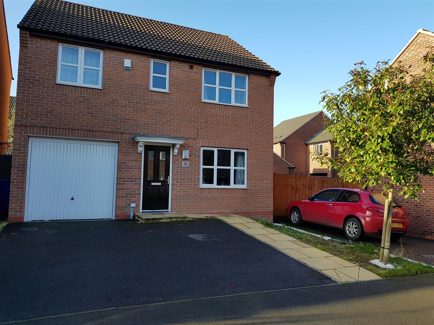 4 Bedrooms Detached House for sale in Blackshale Road, Mansfield Woodhouse, Mansfield